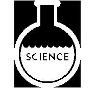science beaker icon